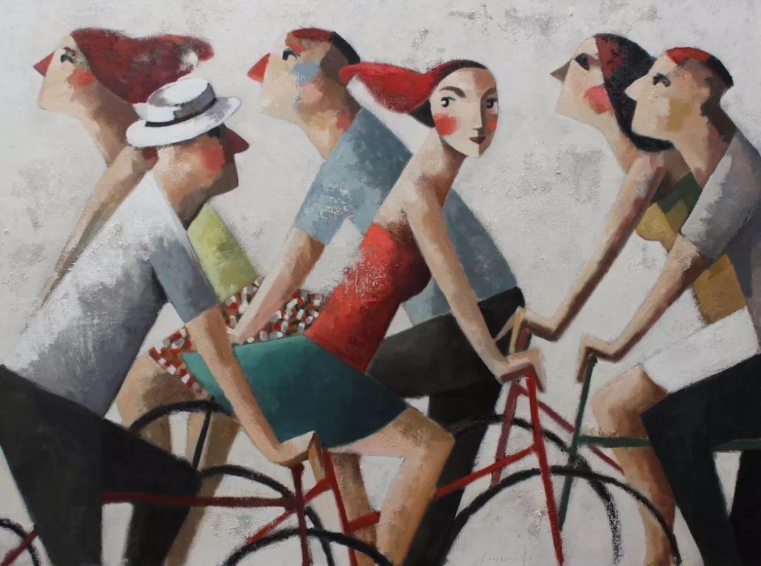 情感的表达,西班牙画家Didier Lourenço插图32
