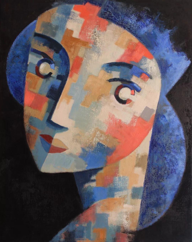 情感的表达,西班牙画家Didier Lourenço插图34