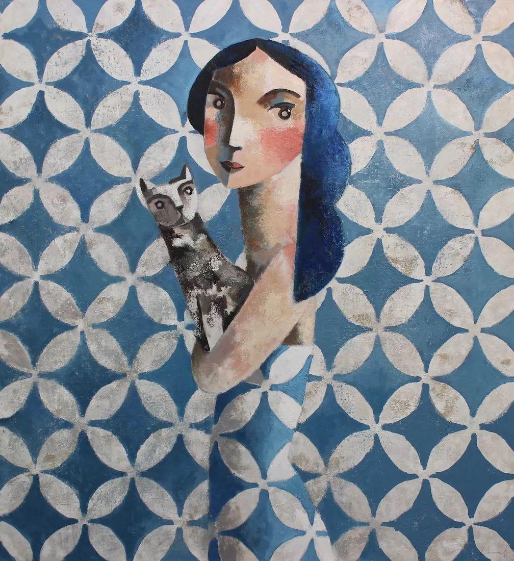 情感的表达,西班牙画家Didier Lourenço插图40