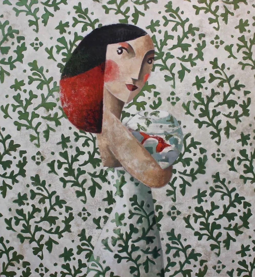 情感的表达,西班牙画家Didier Lourenço插图43