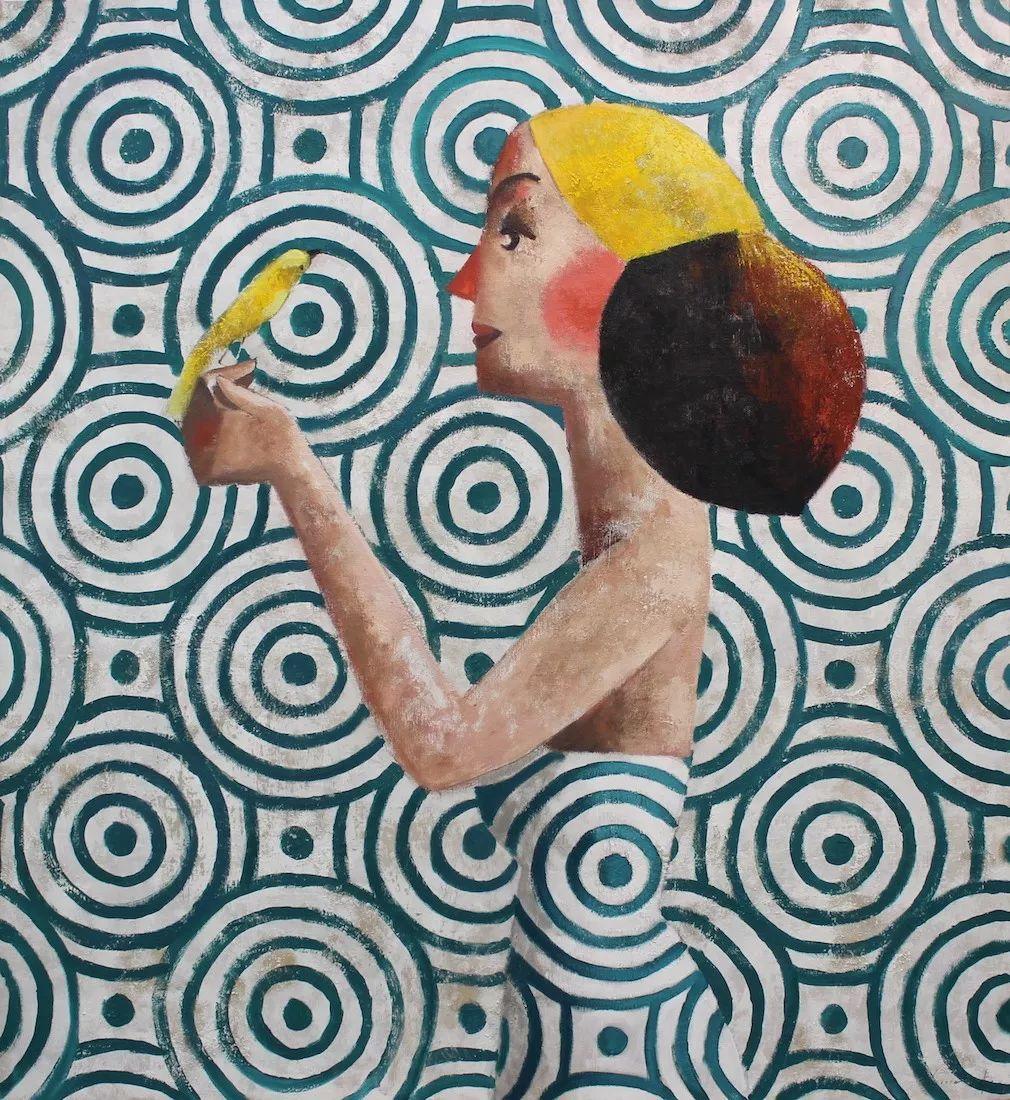 情感的表达,西班牙画家Didier Lourenço插图44