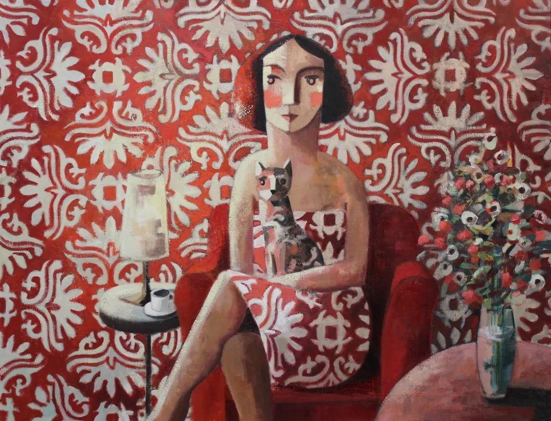 情感的表达,西班牙画家Didier Lourenço插图45