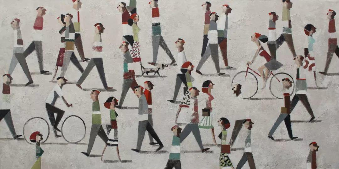 情感的表达,西班牙画家Didier Lourenço插图46