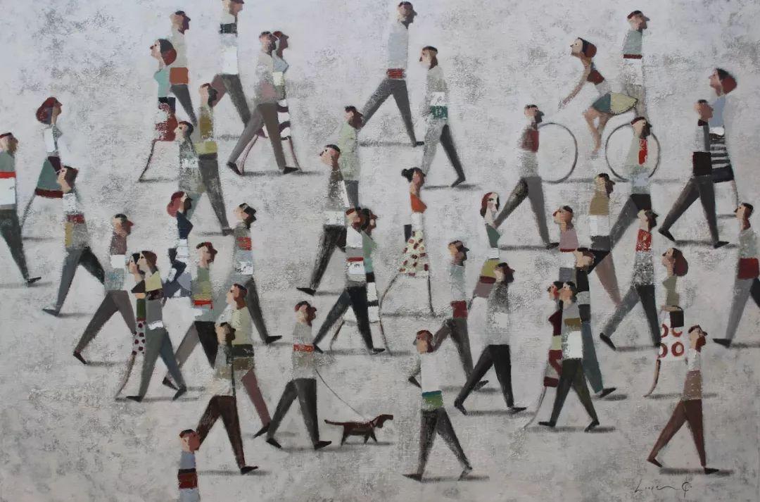 情感的表达,西班牙画家Didier Lourenço插图48