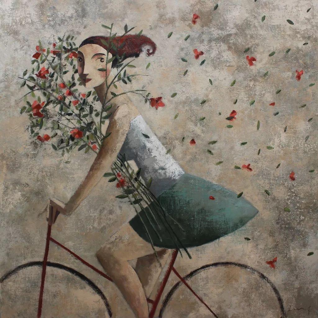 情感的表达,西班牙画家Didier Lourenço插图49