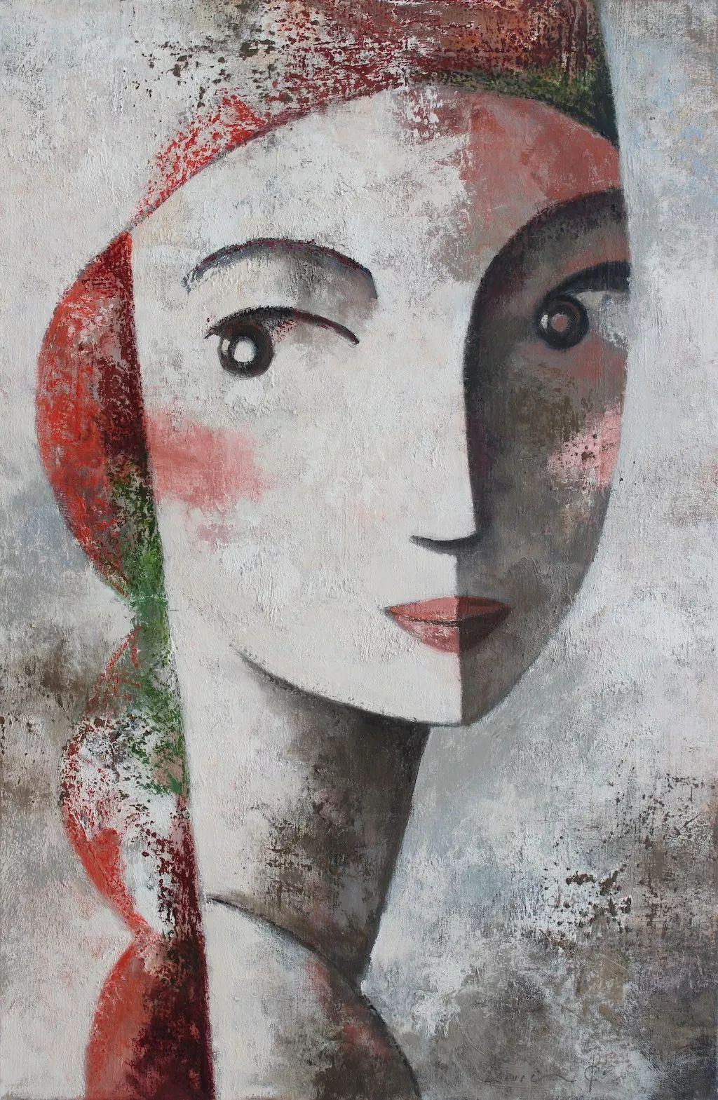 情感的表达,西班牙画家Didier Lourenço插图50