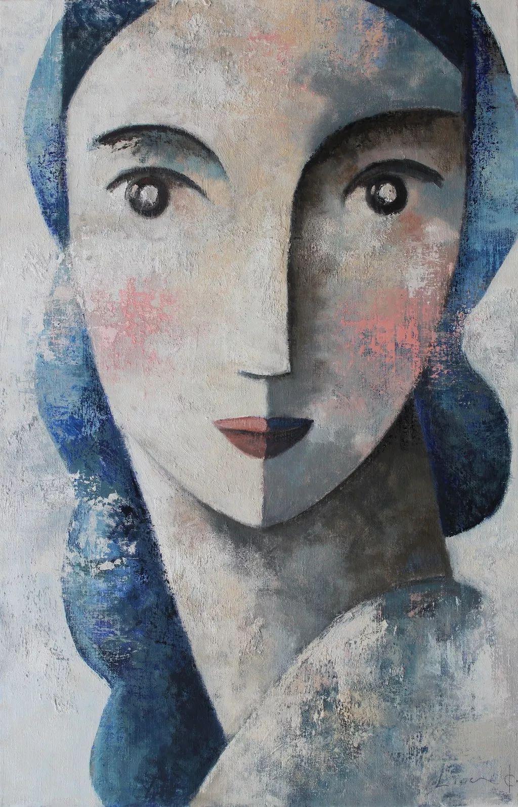 情感的表达,西班牙画家Didier Lourenço插图51