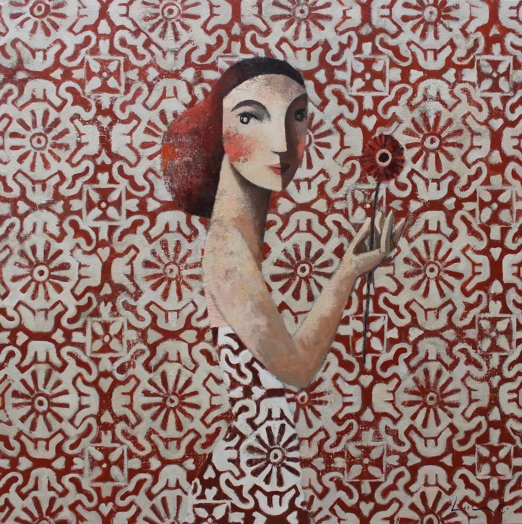 情感的表达,西班牙画家Didier Lourenço插图52
