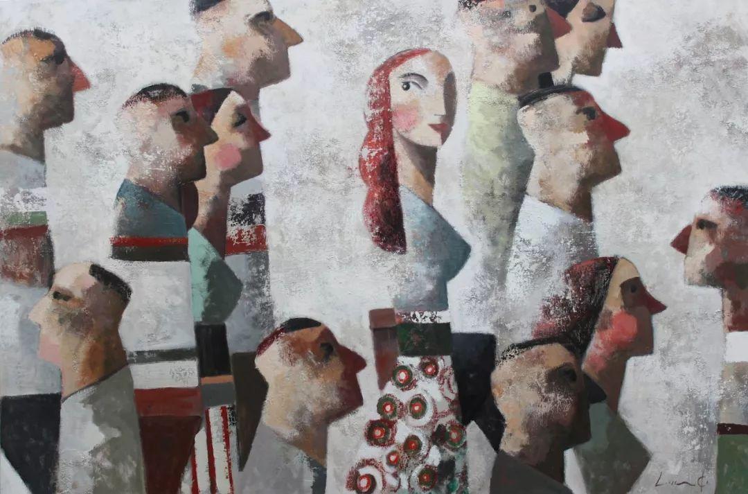 情感的表达,西班牙画家Didier Lourenço插图53