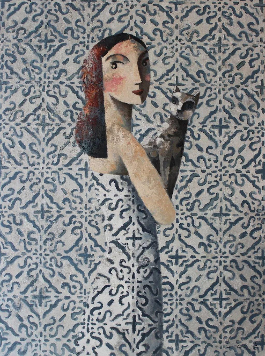 情感的表达,西班牙画家Didier Lourenço插图54
