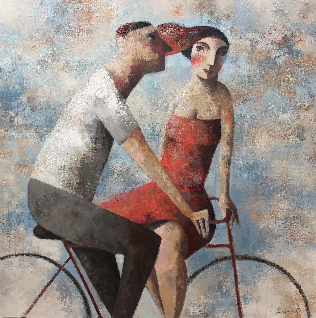 情感的表达,西班牙画家Didier Lourenço插图55
