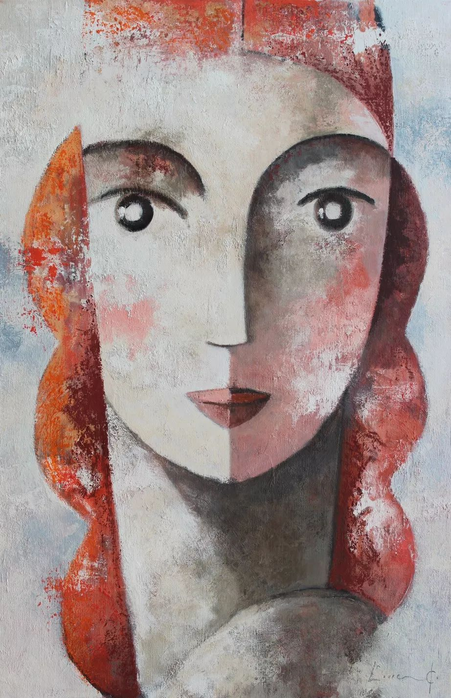 情感的表达,西班牙画家Didier Lourenço插图56