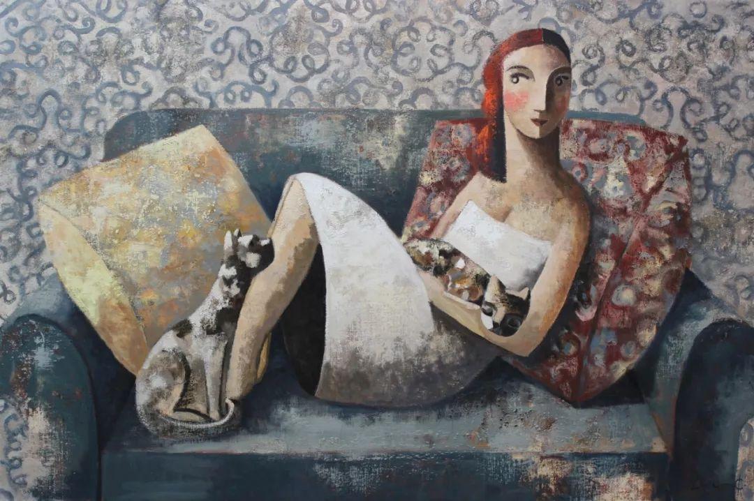 情感的表达,西班牙画家Didier Lourenço插图57