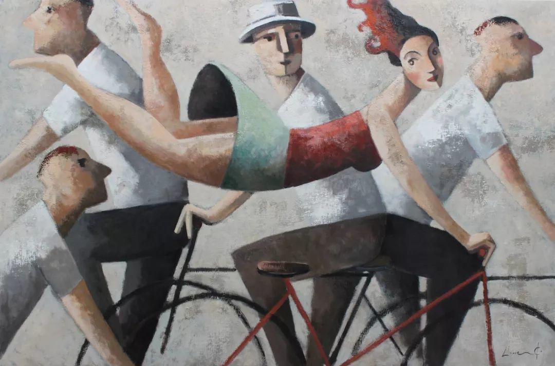 情感的表达,西班牙画家Didier Lourenço插图58
