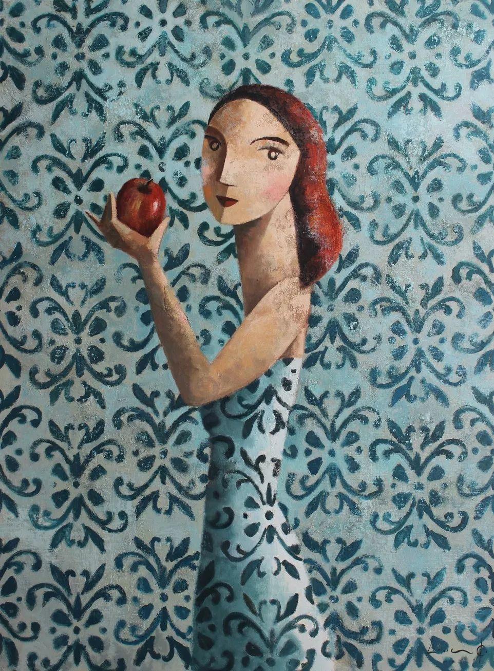 情感的表达,西班牙画家Didier Lourenço插图59