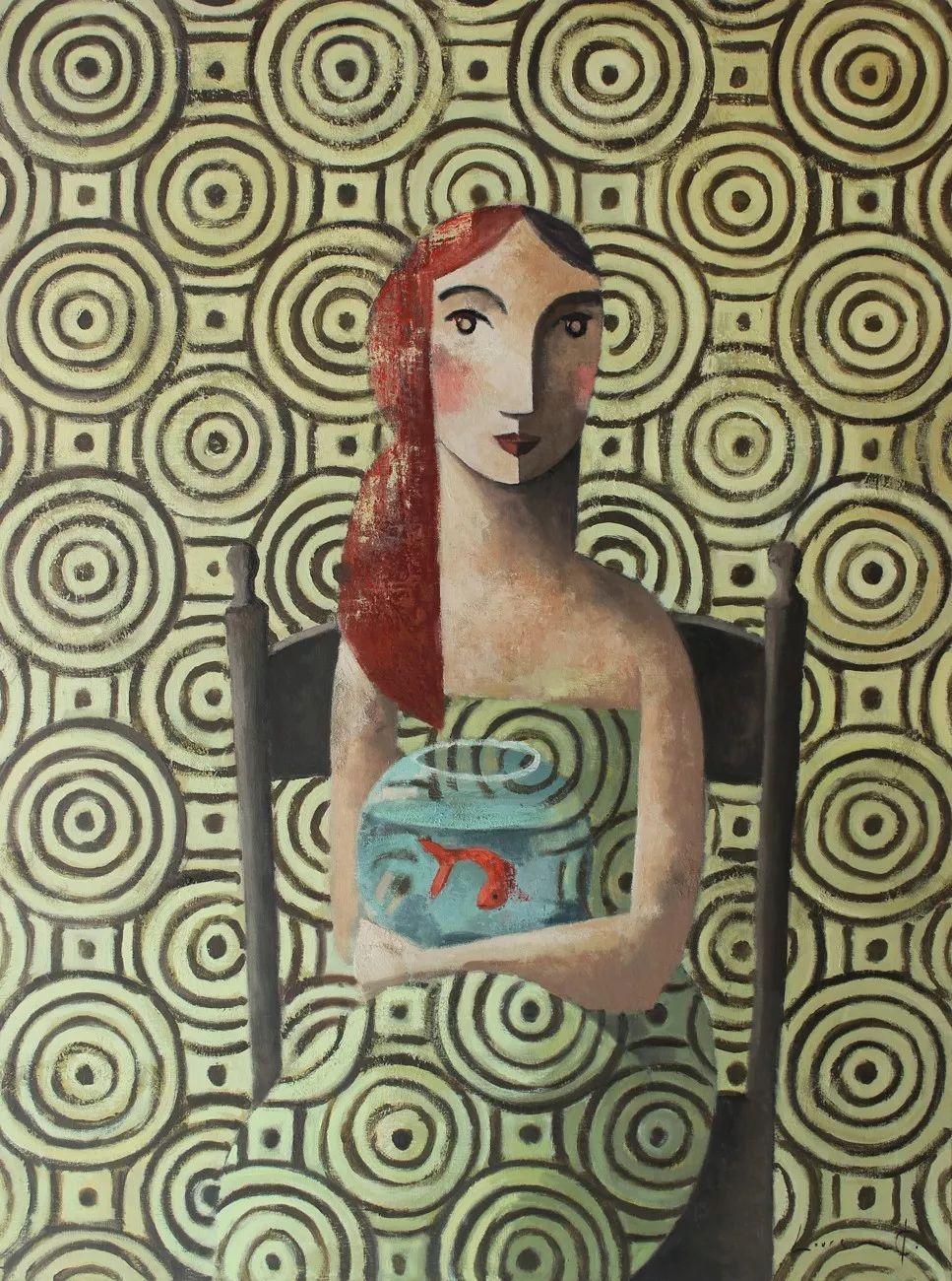 情感的表达,西班牙画家Didier Lourenço插图60