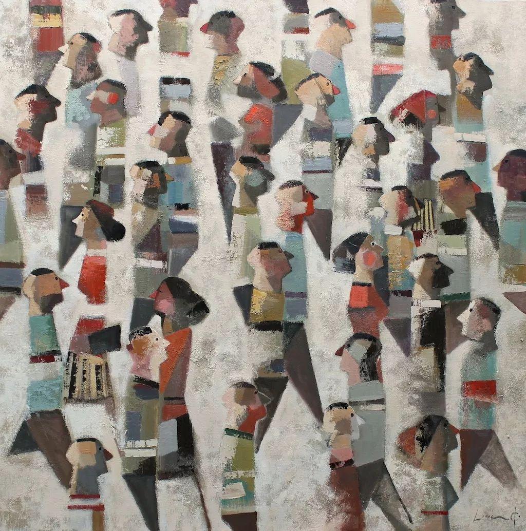 情感的表达,西班牙画家Didier Lourenço插图64