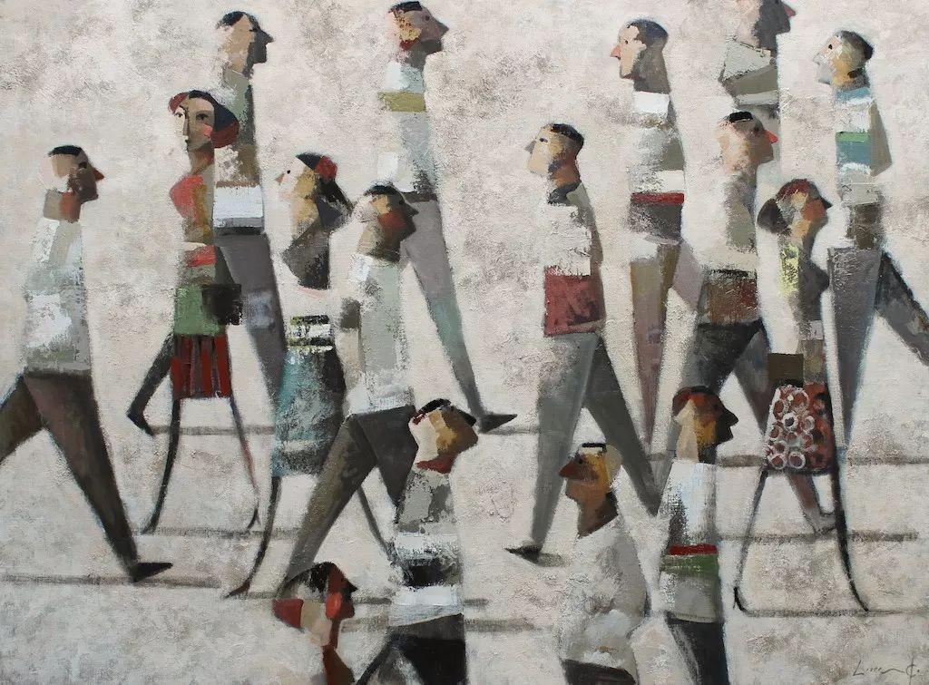 情感的表达,西班牙画家Didier Lourenço插图65