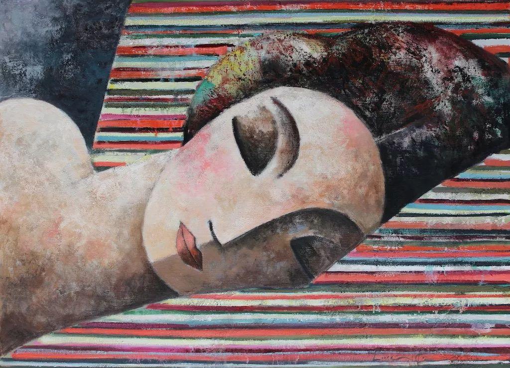 情感的表达,西班牙画家Didier Lourenço插图66