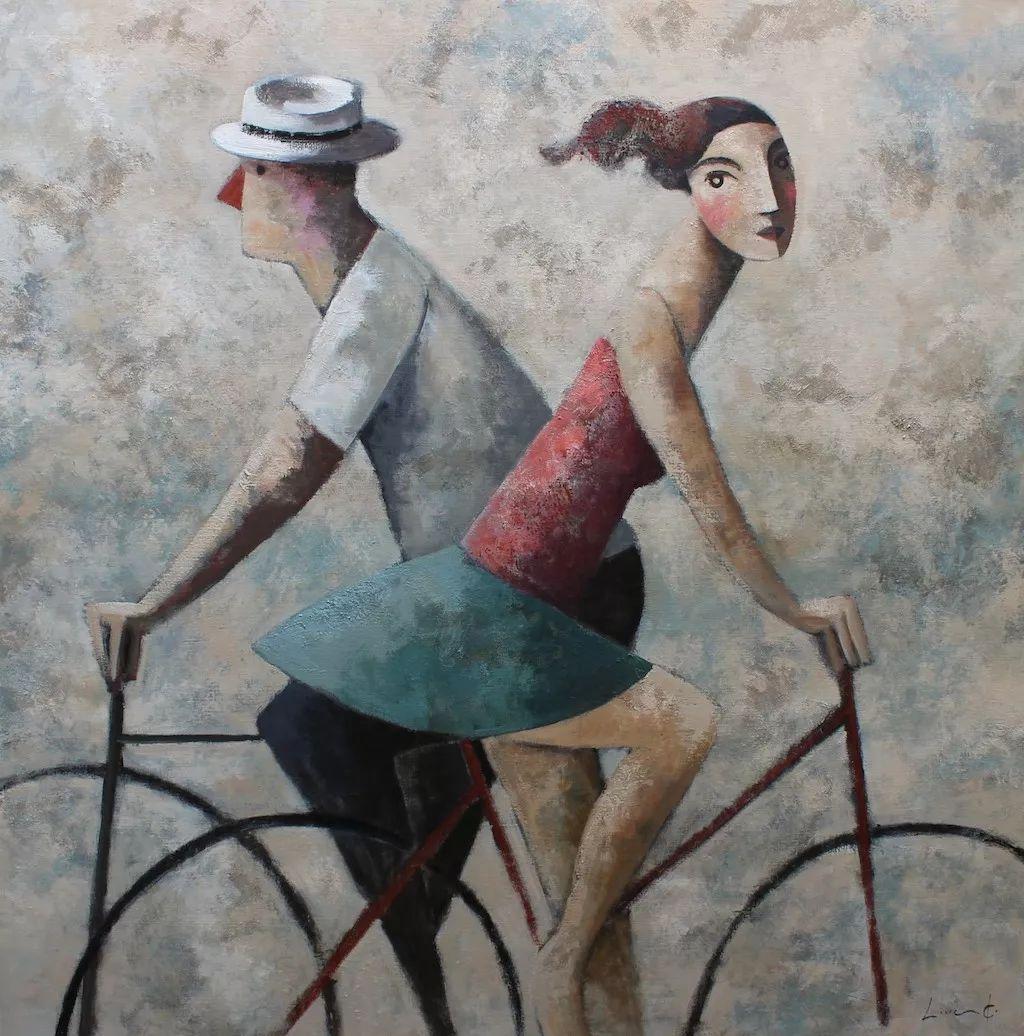 情感的表达,西班牙画家Didier Lourenço插图67