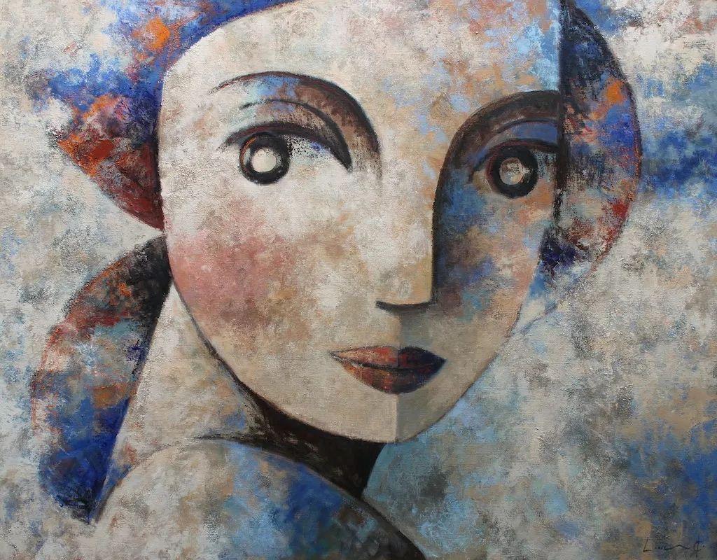 情感的表达,西班牙画家Didier Lourenço插图69