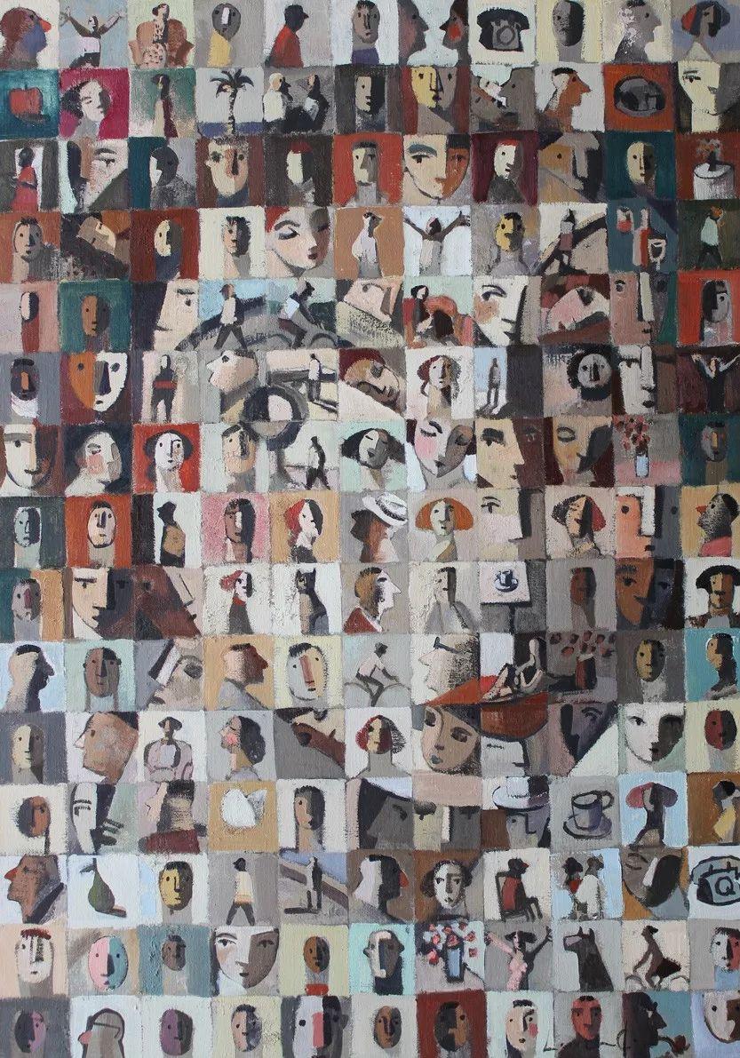 情感的表达,西班牙画家Didier Lourenço插图70