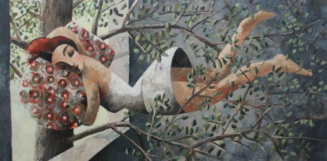 情感的表达,西班牙画家Didier Lourenço插图71