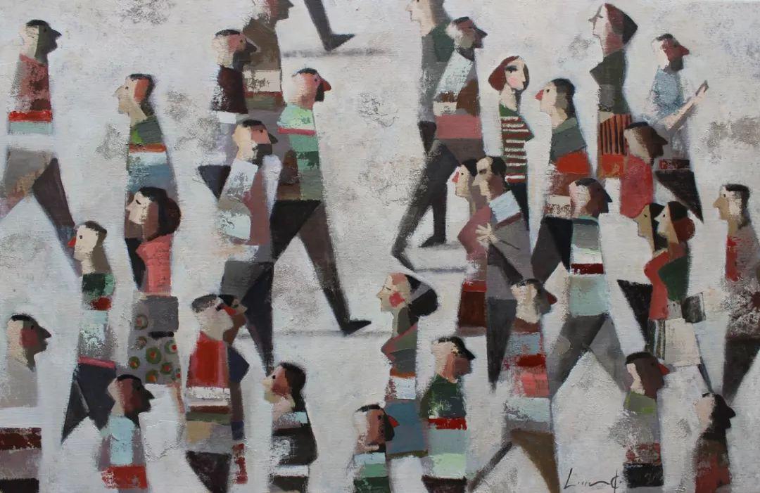 情感的表达,西班牙画家Didier Lourenço插图72