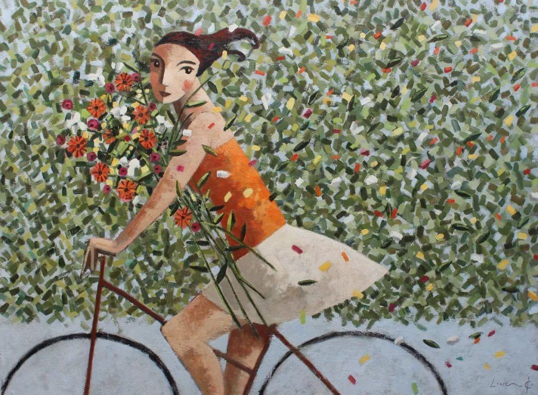 情感的表达,西班牙画家Didier Lourenço插图74