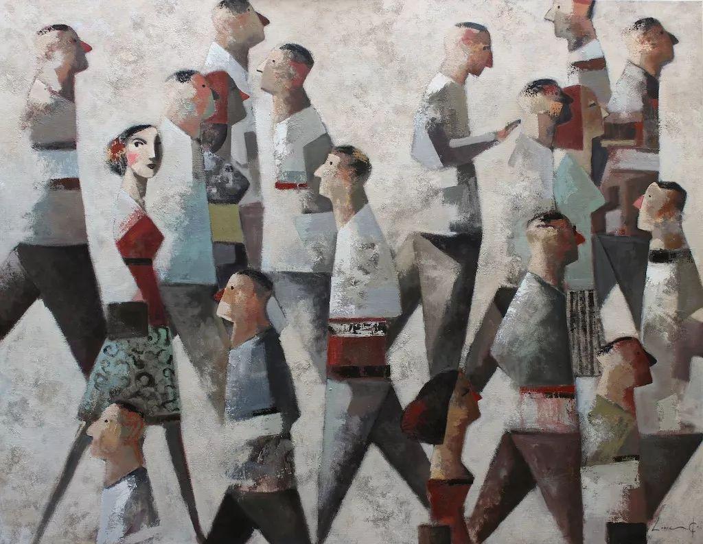 情感的表达,西班牙画家Didier Lourenço插图76