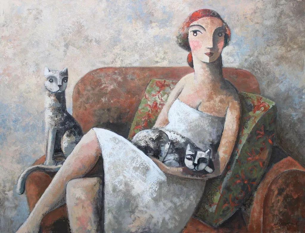 情感的表达,西班牙画家Didier Lourenço插图77