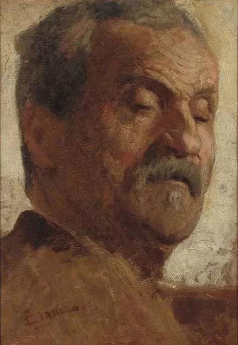 自信而粗犷的笔触,意大利画家Cesare Ciani插图3