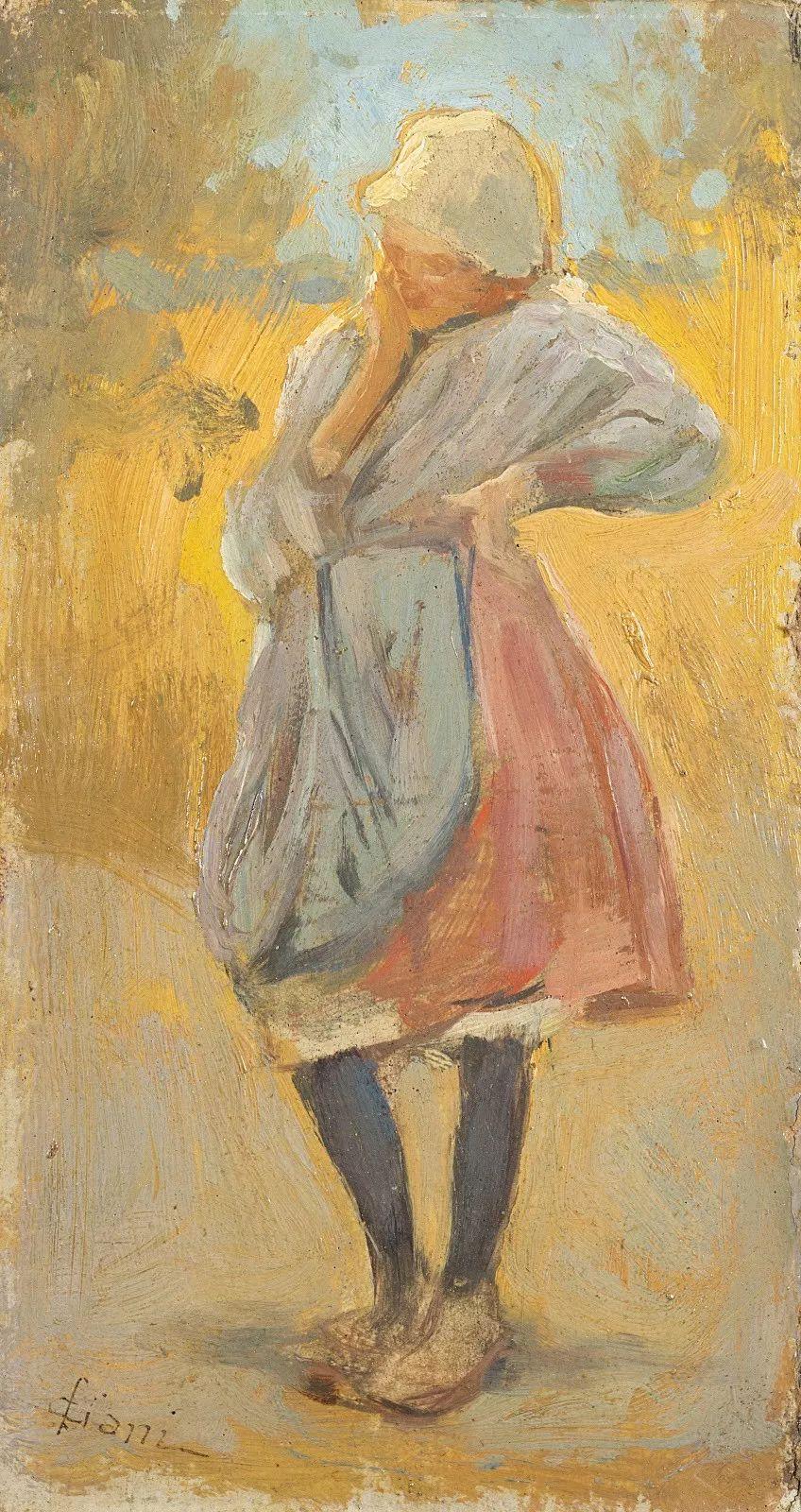 自信而粗犷的笔触,意大利画家Cesare Ciani插图28