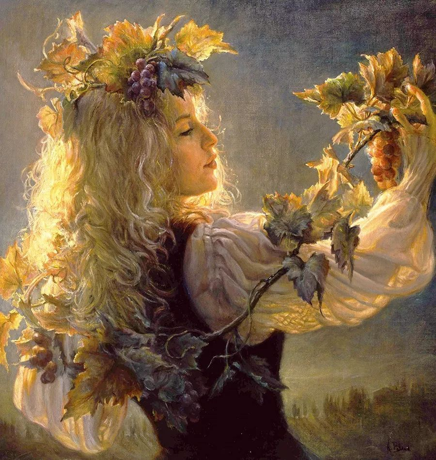 她的作品有一种沐浴阳光的暖感,加拿大画家海伦·贝兰德插图13
