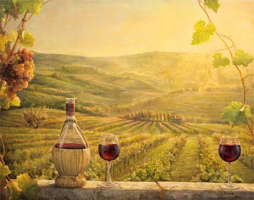 她的作品有一种沐浴阳光的暖感,加拿大画家海伦·贝兰德插图17