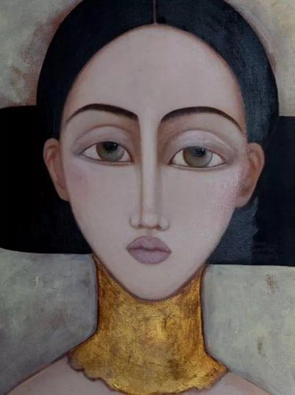 女性美丽与复杂的诠释,阿尔及利亚画家Faiza Maghni插图43
