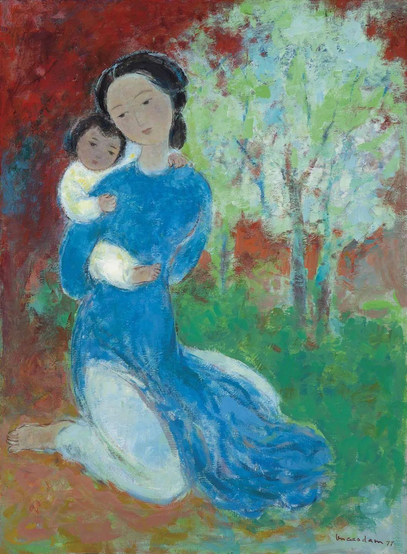 壁画风格绘画,色彩丰富、色调柔和!插图73