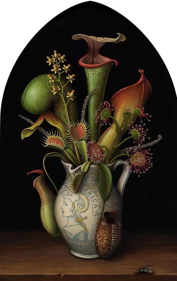 超现实主义,美国画家玛德琳·冯·福斯特插图9