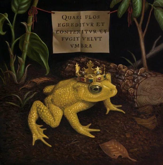 超现实主义,美国画家玛德琳·冯·福斯特插图11