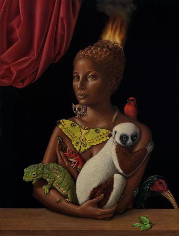 超现实主义,美国画家玛德琳·冯·福斯特插图15