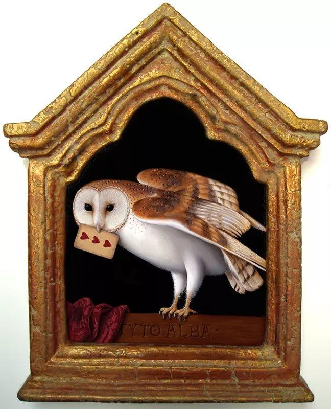 超现实主义,美国画家玛德琳·冯·福斯特插图17