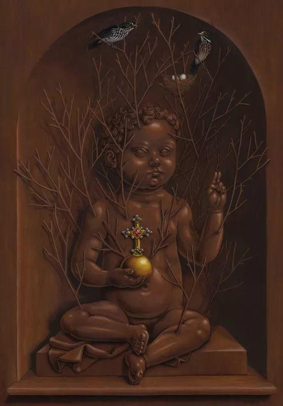 超现实主义,美国画家玛德琳·冯·福斯特插图19