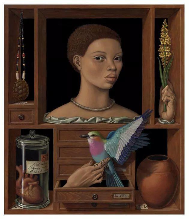 超现实主义,美国画家玛德琳·冯·福斯特插图21