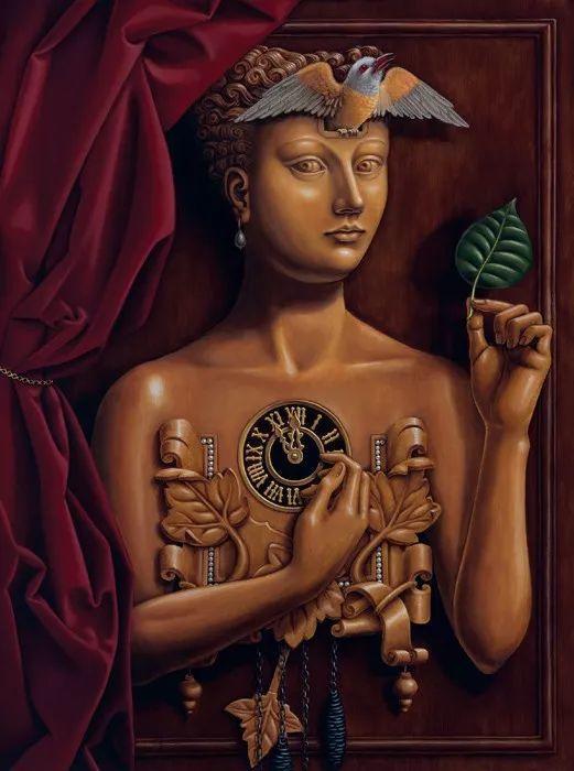 超现实主义,美国画家玛德琳·冯·福斯特插图31