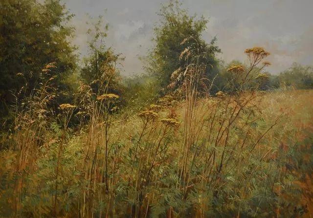 风景篇,俄罗斯画家Alexei Anikin插图15