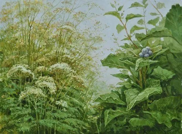 风景篇,俄罗斯画家Alexei Anikin插图49