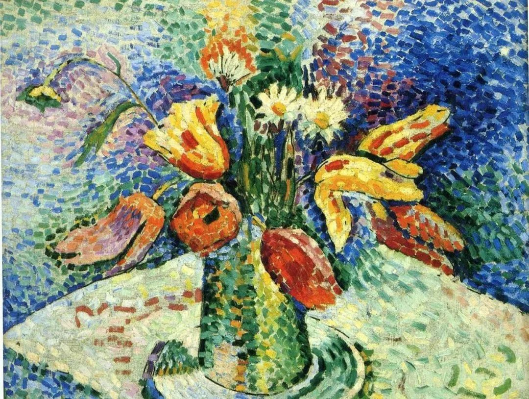 与毕加索并称为20世纪世界美术的两座高峰!马蒂斯静物作品集,震撼出炉!插图1
