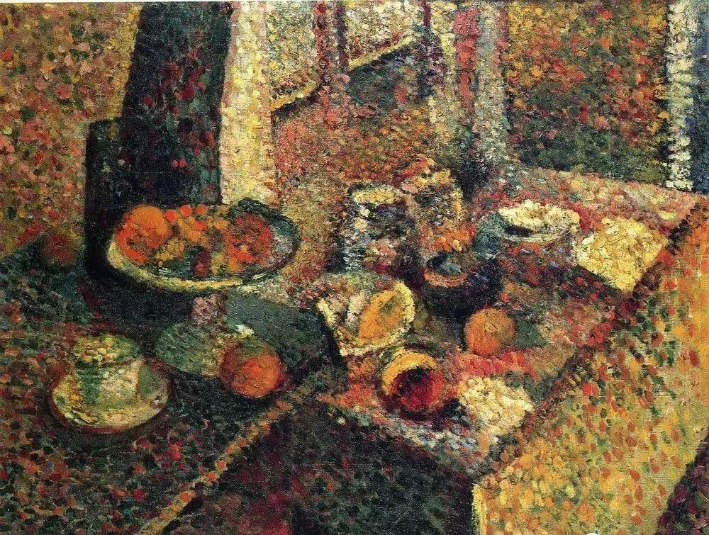 与毕加索并称为20世纪世界美术的两座高峰!马蒂斯静物作品集,震撼出炉!插图2