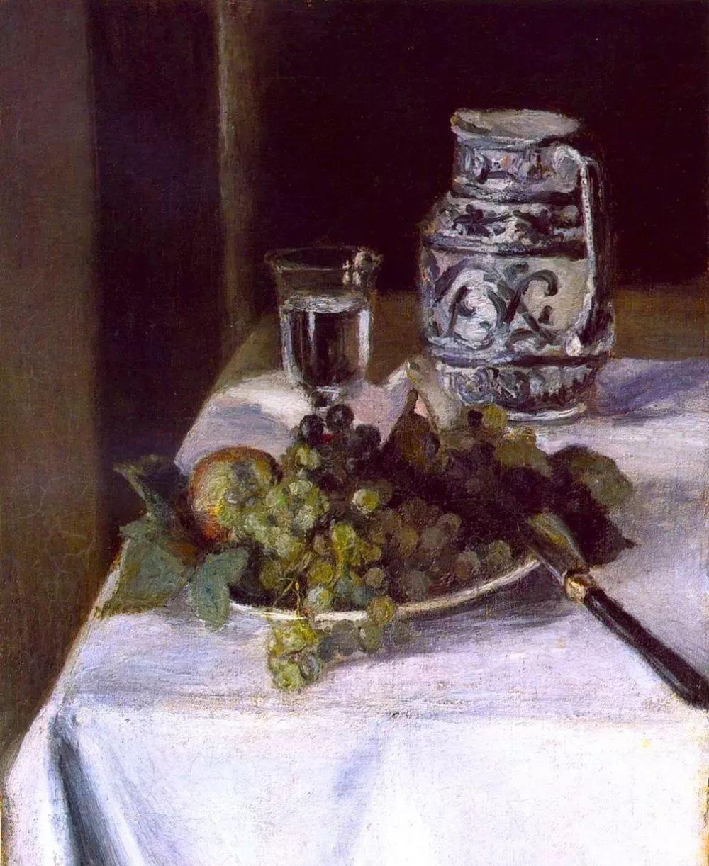 与毕加索并称为20世纪世界美术的两座高峰!马蒂斯静物作品集,震撼出炉!插图6