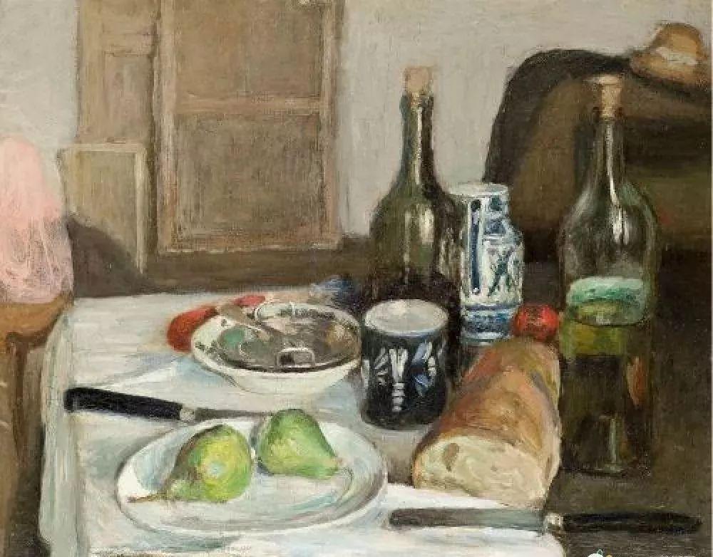 与毕加索并称为20世纪世界美术的两座高峰!马蒂斯静物作品集,震撼出炉!插图7